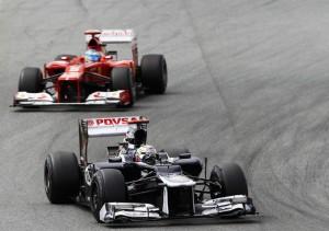 Spanish+F1+Grand+Prix+Fernando Alonso, Pastor Maldonado